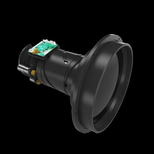 Инфракрасный объектив с автофокусом 36-180mm f / 1.2