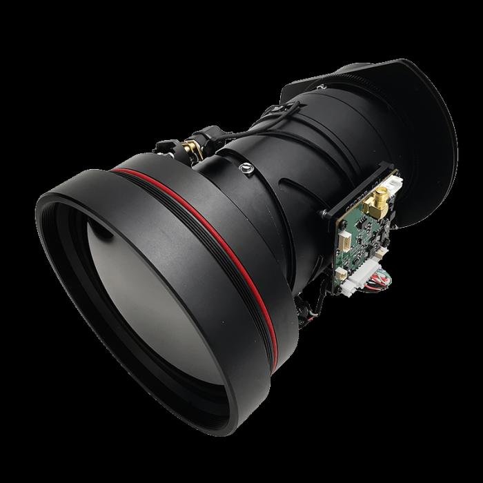 Objectif infrarouge motorisé à zoom continu 25-100mm f/0.9-1.1