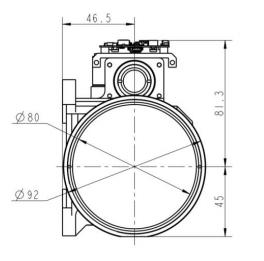 Инфракрасные непрерывные зум-объективы 50-330 мм f / 4,0