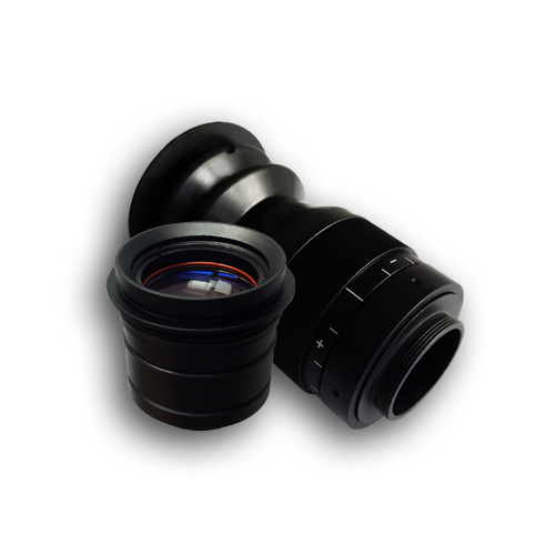 Does the Microdisplay used with Eyepiece have a higher resolution, the better?