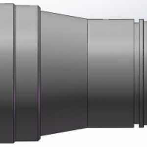Fixed Athermalized LWIR Lens 50mm f/1.0丨HD