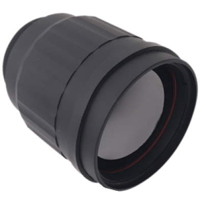 Manual focus lwir lens 50mm f/1.0