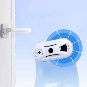Home circular intelligent window cleaning artificial robot