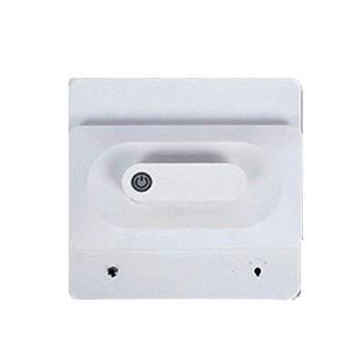 Household window cleaning square smart window cleaning robot