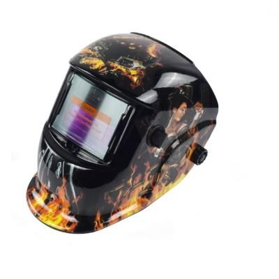 Sexy Fire Auto Darkening Welding Helmet Solar powered auto darkening welding hood