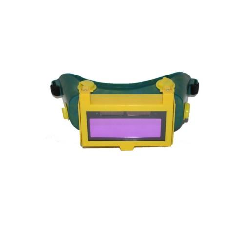 Flip-up welding goggles auto darkening welding goggles with the flip-up lens