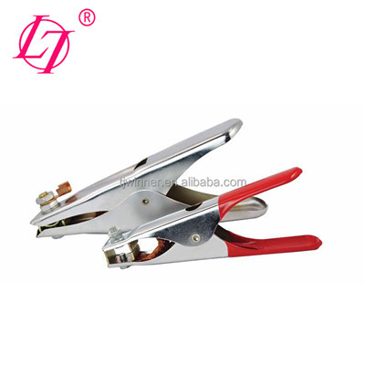 High quality metal grips earth clamp of welding 300A~500A