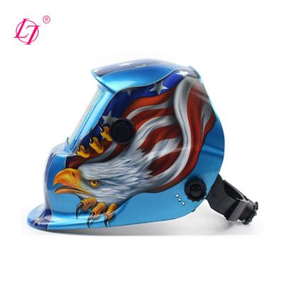 China Manufacturer Custom Auto Darkening Welding Helmet