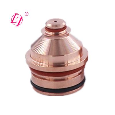 10 pcs 220187 Shield cap Fits Plasma Nozzles Torch Tips Cutting Consumables 45XP 65 85 105 plasma cutting torch electrode