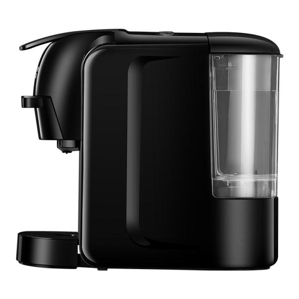 ماكينة قهوة مكتبية كبيرة متوافقة مع ماكينة صنع القهوة بكبسولات مسحوق
