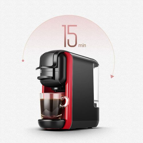 high quality home and office capsule coffee maker 3 In 1 multi-functional espresso coffee machine