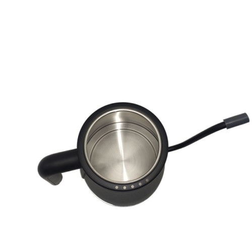 hot selling stainless steel keep warm coffee electric gooseneck kettle