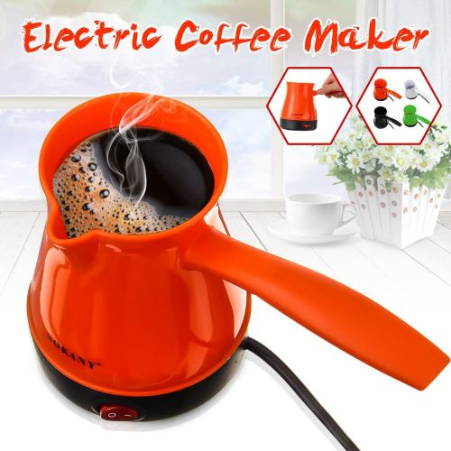 500ml 5 cup multifunction electric drip pour over coffee kettle
