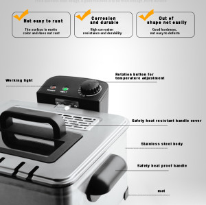 commercial dropshipping manufacturer wholesale best air fryer without oil