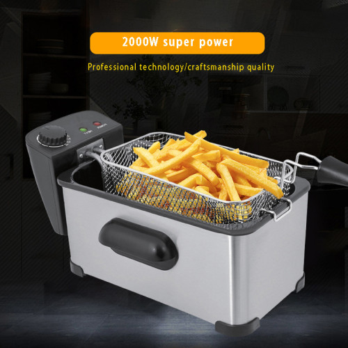 smokeless oil fryer machine electric fryer commercial electric deep