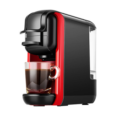 commercial home hotel easy to clean coffee capsule making machine