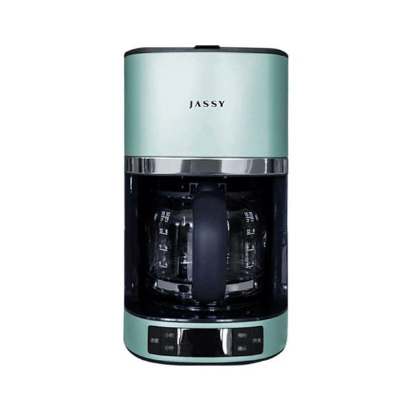 ماكينة صنع القهوة بالتنقيط الكهربائية الأوتوماتيكية سعة 1.5 لتر لآلة صنع القهوة للاستخدام المنزلي