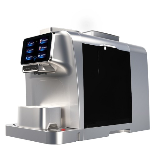 super automatic coffee machine with built-in refrigerator commercial espresso coffee machine