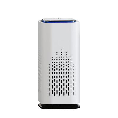 new portable hepa filter car uv air purifier ionizer produce fresh air