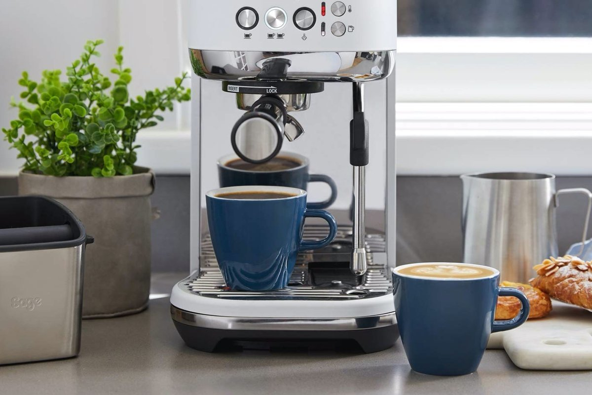 the correct way to use an espresso machine