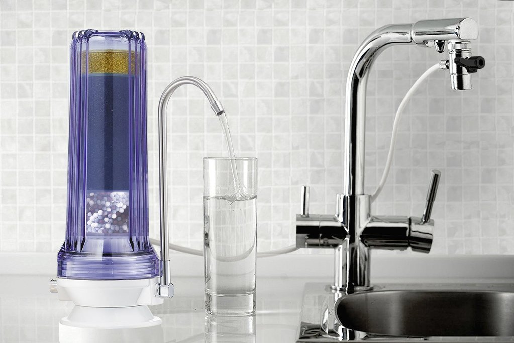the four advantages of water filters
