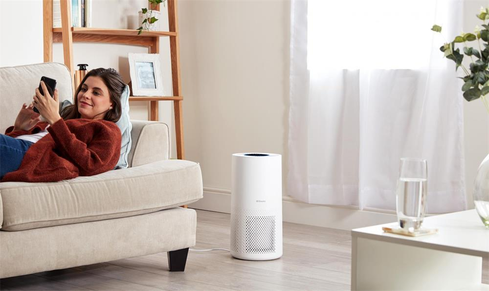 the specific installation method and installation location of the air purifier