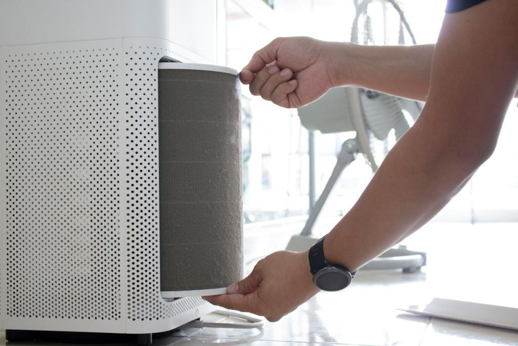 the correct maintenance method of the air purifier