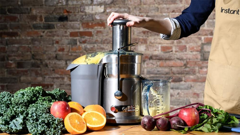 the useful steps and selection skills of the juicer
