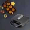 breakfast machine thermostat skewer smokeless electric grill