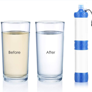 uf membrane filter emergency high filtration outdoor water purifier camping