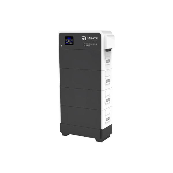 Glory Xtreme 20-B LV   Stackable Home Energy Storage System UL   GARAYE