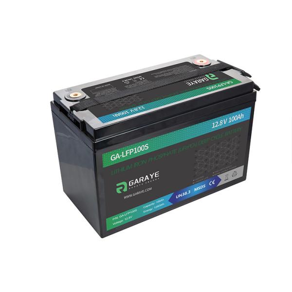 Glory Brick 12100S   Replacement Lithium Battery   GARAYE