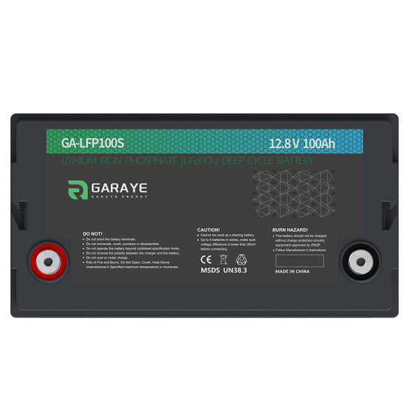 Glory Brick 12100H   Replacement Lithium Battery   GARAYE
