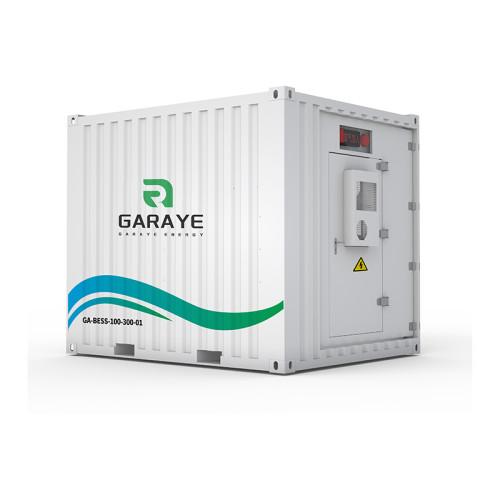 Glory Container   Microgrid Energy Storage System   GARAYE