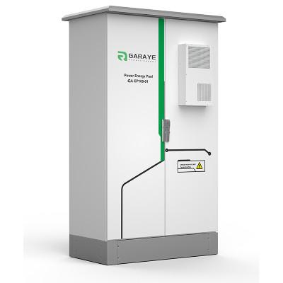 Glory Grand | Microgrid Energy Storage System | GARAYE