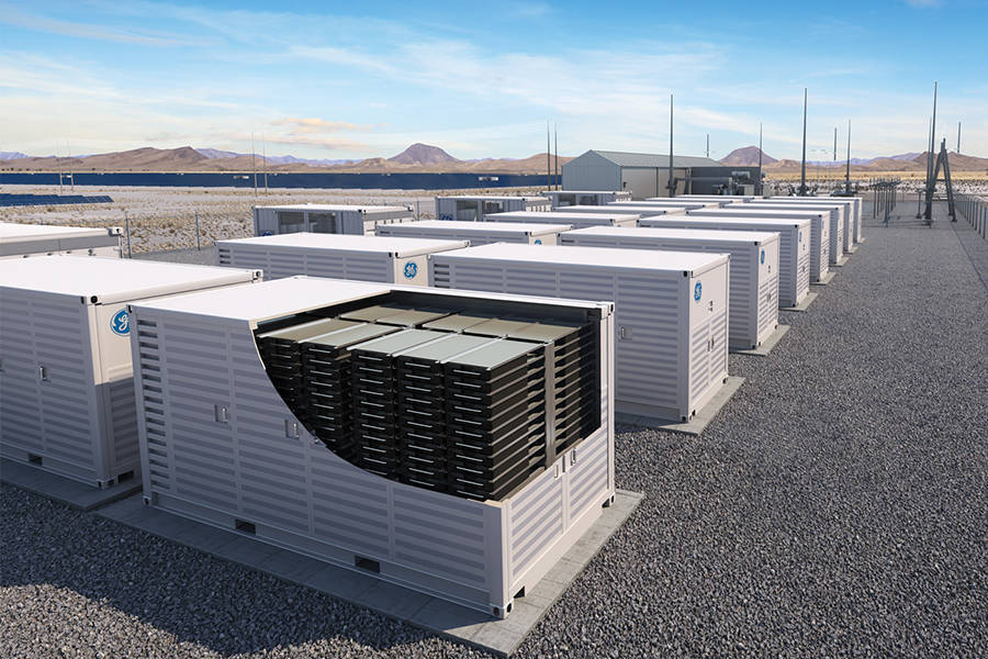 the benefits of lithium battery energy storage systems