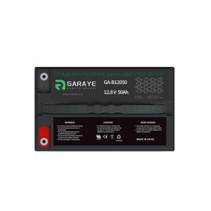 Glory Brick 12050 | Replacement Lithium Battery | GARAYE