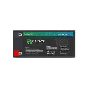 Glory Brick 12007 | Replacement Lithium Battery | GARAYE