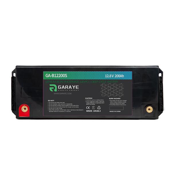 Glory Brick 12200S   Replacement Lithium Battery   GARAYE