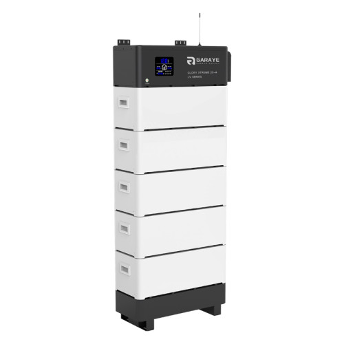 Glory Xtreme 20-A LV   Stackable Home Energy Storage System UL   GARAYE