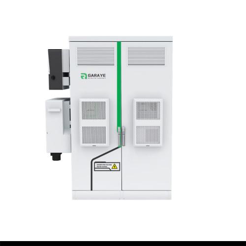 Glory Cabinet 15080A | Microgrid Energy Storage System | GARAYE