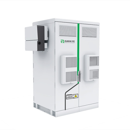 Glory Cabinet 15050D | Microgrid Energy Storage System | GARAYE