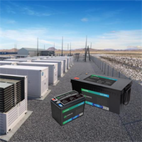 Energy Storage Lithium Battery Vs Power Lithium Battery