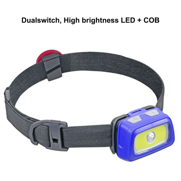 Multifunction LED Head Lamp,with whistle+hook and warning light,is suitable for all kinds of outdoor activities