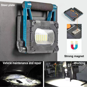 High Power & Multifunction working light for a wide range of uses