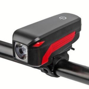 Luces de bicicleta LED de alta potencia y alto brillo con altavoz para una amplia gama de usos