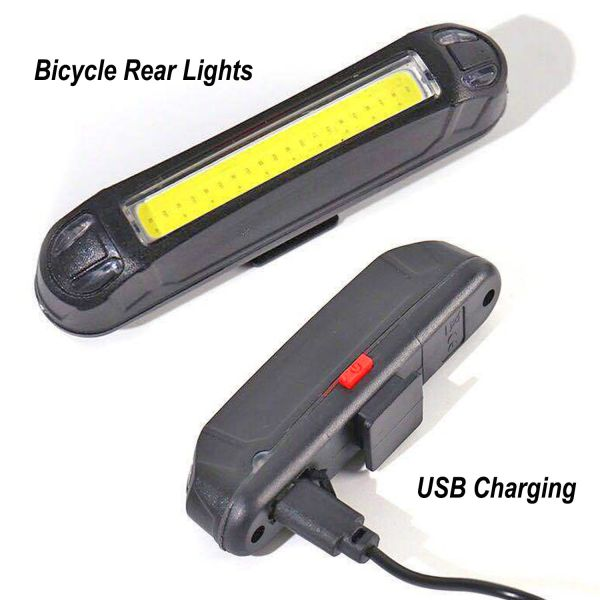 High Power & High brightness LED bicycle Rear lights for a wide range of uses