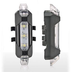 Luces traseras de bicicleta LED de alta potencia y alto brillo para una amplia gama de usos