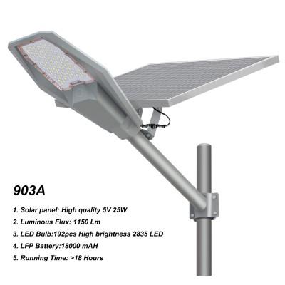 High Power & High brightness Solar Street Lights for a wide range of uses