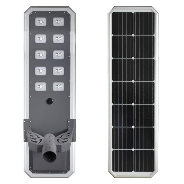 Luces de calle solares de alta potencia y alto brillo para una amplia gama de usos